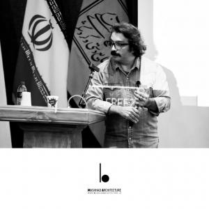 عکس - فصل دوم , گفتمان اول , سخنراني پويا خزائلي