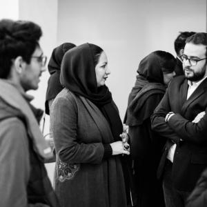 تصویر - فصل دوم , گفتمان اول , سخنراني پويا خزائلي - معماری