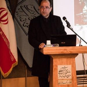 تصویر -  فصل دوم , گفتمان دوم , سخنرانی مهندس محمدرضا نيكبخت - معماری