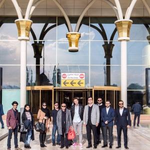 تصویر - فصل دوم , گفتمان سوم , سخنراني هادي طهراني و كريستوف ووپ - معماری