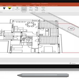 تصویر - بهترین ابزارهای Surface Go برای هنرمندان و طراحان - معماری