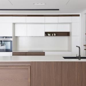 تصویر - طراحی میز غذاخوری مخفی در آشپزخانه - معماری