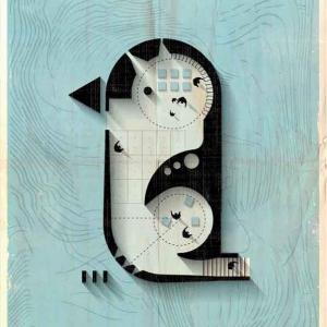 تصویر - پلانهای معماری به شکل حیوانات مختلف - معماری