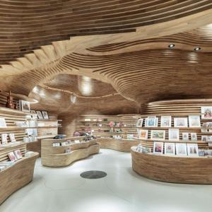 عکس - گیفت شاپ موزه ملی قطر رابا هم ببینیم.