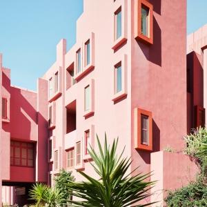 عکس - 7 معماری که از استفاده از رنگ هیچ ترسی ندارند.