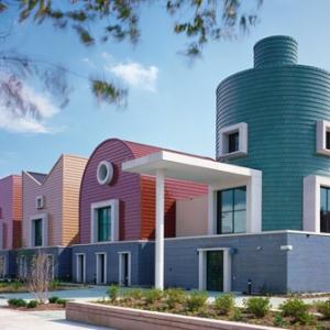 تصویر - 7 معماری که از استفاده از رنگ هیچ ترسی ندارند. - معماری