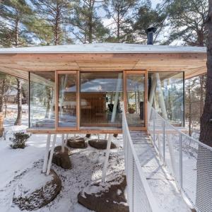 تصویر - معرفی برخی برگزیدگان مسابقه 2018 A Design Awards  - معماری