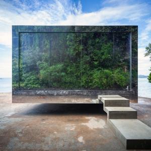 تصویر - پاویون No Sunrise No Sunset , اثر تیم طراحی Walllasia , تایلند - معماری