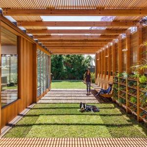 تصویر - بازسازی یک خانه , اثر تیم طراحی CplusC Architectural Workshop , استرالیا - معماری