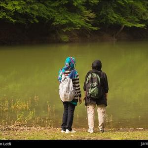 تصویر - دریاچهٔ چورت ( دریاچهٔ میانشه ) - معماری