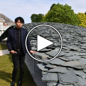 عکس - مصاحبه با جونیا ایشیگامی , طراح پاویون سرپنتین در گالری تابستانی سال 2019
