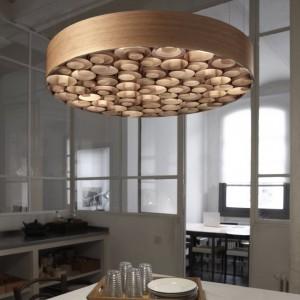 عکس - لامپ Spiro ، اثر طراحی Remedios Simon ، برند اسپانیایی LZF