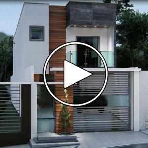 تصویر - خانه CASA GEMINADA DE  - معماری