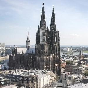 تصویر - کلیسای جامع کلن ( Cologne ) , آلمان , کلن ( Köln ) - معماری