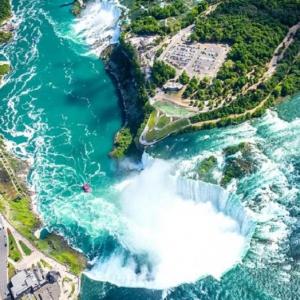تصویر - آبشار های نیاگارا ( Niagara Falls ) - معماری