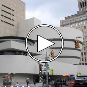 تصویر - موزه گوگنهایم ( The Solomon R. Guggenheim Museum ) , اثر فرانک لوید رایت - معماری