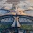 عکس - فرودگاه داکسینگ ( Daxing ) , اثر Zaha Hadid Architects و ADP Ingenierie , پکن