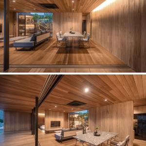 تصویر - خانه ای مدرن the skyscape بر فراز یک بام , اثر مشاور طراحی WARchitect , بانکوک - معماری