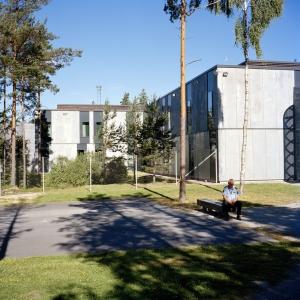 تصویر - زندان هالدن ( Halden ) , انسانیترین زندان جهان , اثر تیم Erik Moller Arkitekter و HLM arkitektur , نروژ - معماری