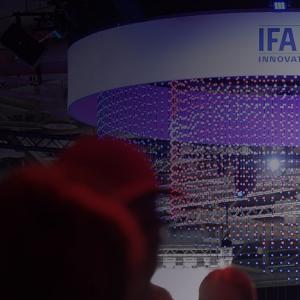 تصویر - نمایشگاه ایفا ۲۰۱۹ برلین , هوش مصنوعی در فناوریهای خانگی - معماری