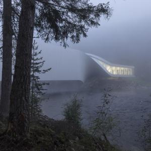 تصویر - موزه The Twist , اثر تیم طراحی BIG , نروژ - معماری