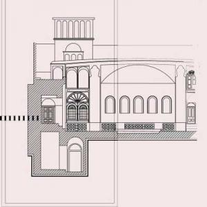 تصویر - خانه تاریخی رسولیان ( دانشکده هنر و معماری دانشگاه یزد ) , دانشگاهی قاجاری در یزد - معماری