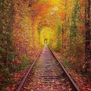 تصویر - تونل عشق ( Love tunnel ) , اکراین - معماری