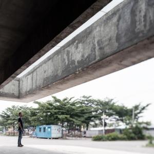 تصویر - ایستگاه اتوبوس KNG , اثر تیم طراحی A.D Architectural Design . Constructions , ویتنام - معماری