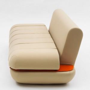 عکس - مبلمان چندمنظوره Versatile Sofa ، اثر طراح فرانسوی Matali Crasset