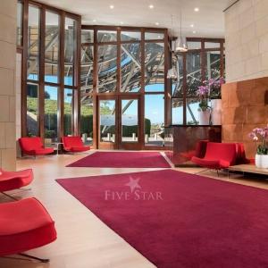 تصویر - هتل marques de riscal , اثر فرانگ گهری , اسپانیا - معماری