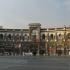 عکس - آغاز پروژه بازسازی میدان حسن آباد , کاربری فرهنگی در انتظار میدان تاریخی تهران