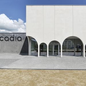 عکس - سینما Riom , اثر تیم معماری TRACKS , فرانسه