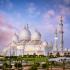 عکس - سومین مسجد بزرگ جهان , مسجد شیخ زاید , امارات متحده عربی