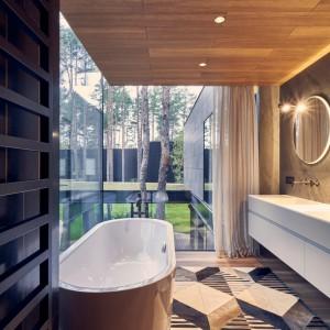 تصویر - خانه دایره شکل Izabelin ، اثر تیم طراحی Mobius Architekci ، لهستان - معماری