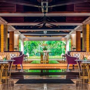 تصویر - هتل لاگونا ریزورت ( LAGUNA RESORT ) , بالی - معماری