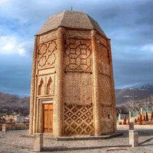 عکس - برج شیخ شبلی (Tomb and Tower of Sheikh Shebeli ) ، دماوند