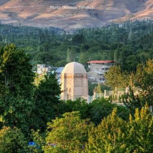 تصویر - برج شیخ شبلی (Tomb and Tower of Sheikh Shebeli ) ، دماوند  - معماری