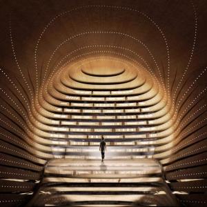 تصویر - نگاهی به پاویون انگلستان در اکسپو 2020 دبی - معماری