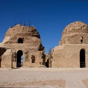 عکس - کاخ باشکوه سروستان ، قدیمیترین گنبد آجری کشور ، استان فارس