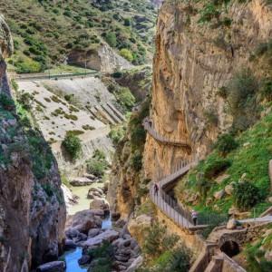 تصویر - گذرگاه Caminito del Rey , خطرناک ترین گذرگاه دنیا در اسپانیا - معماری