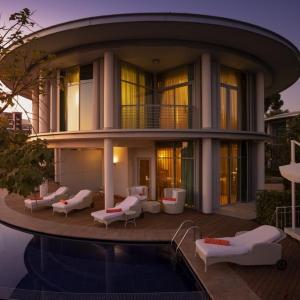 تصویر - هتل لوکس کالیستا ( Calista Luxury Resort ) , ترکیه , آنتالیا - معماری