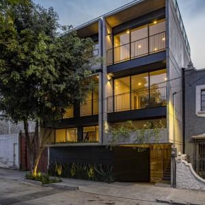 عکس - آپارتمان P26 ، اثر تیم معماری VOX arquitectura و PDI ، مکزیک