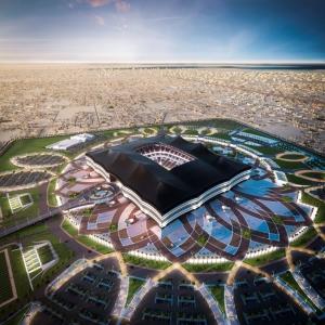 عکس - استادیوم البیت ( Al-Bayt Stadium ) , اثر گروه معماری دارالهندسه , قطر