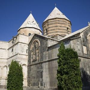 تصویر - قره کلیسا ( کلیسای تاتائوس ) , نخستین کلیسای تاریخ مسیحیت - معماری