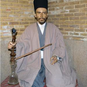 تصویر -  موزه مادام توسوی ( موزه مشاهیر فارس ) , شیراز - معماری