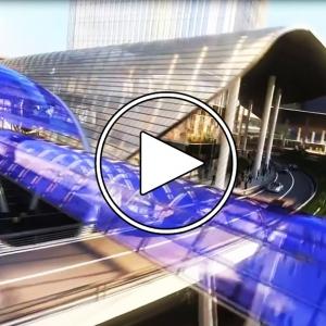 عکس - مگا پروژه ها و سیستم های حمل و نقل آینده شانگهای , چین