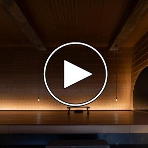 عکس - سالن مدیتیشن ( Contemplative meditation hall ) , اثر تیم طراحی Hilarchitects , چین