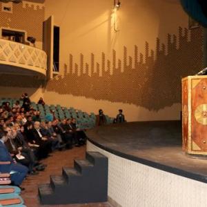 تصویر - بازگشایی تالار اصلی مجموعه تئاترشهر - معماری