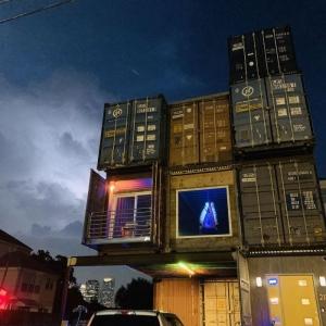عکس - معماری متفاوت خانه پلاک ۲۱۱۳