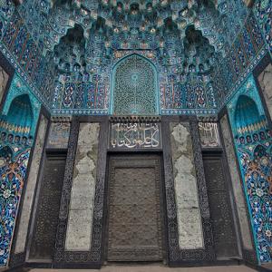 عکس - مسجد آبی سنپترزبورگ شکوه معماری ایرانی , روسیه